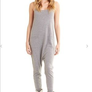 Pants - Cashmere Jumpsuit